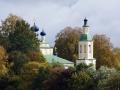 Церковь Успения Пресвятой Богородицы в Никола Рожке