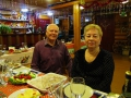 Гости за праздничным столом - 2