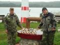 Дмитрий и Сергей ночью 20.09.2013 поймали 10 кг. рыбы