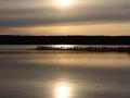 Закат над озером Серменок - 2