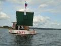 Путешествие на плоту по Верхневолжским озерам (сентябрь 2013 года)