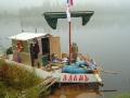 Раннее утро на озере Стерж